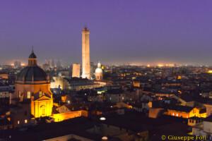 Bologna, le due torri